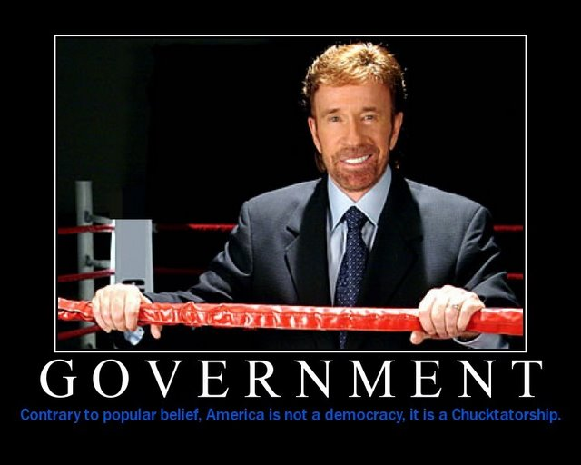 government motivational poster
