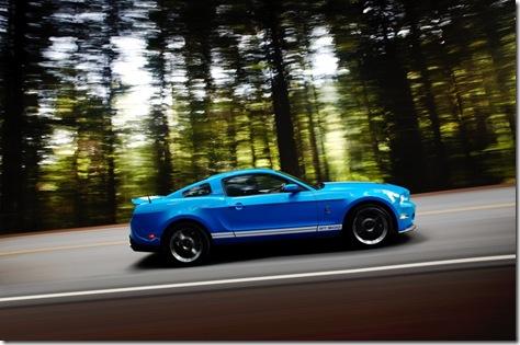 Mustang GT500 2009 10
