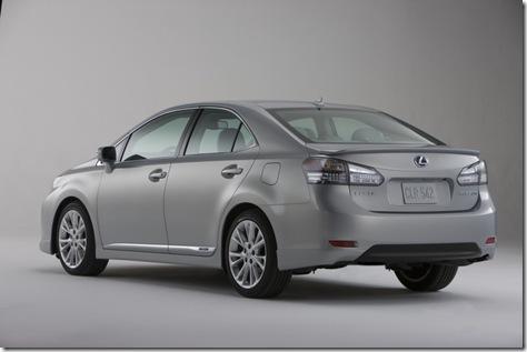 Lexus HS 250h 03