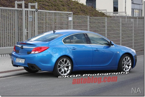 Opel Insignia OPC 2