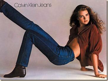 BrookeShieldsCalvinKleinJeans1981