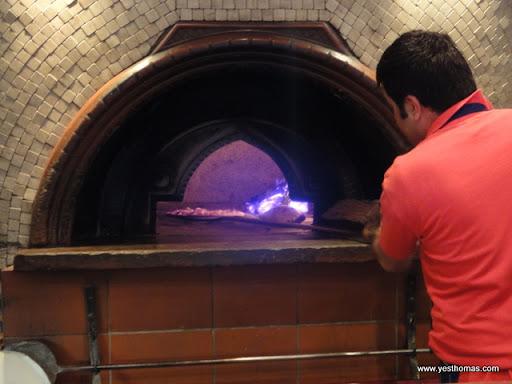 傳統義式烤Pizza