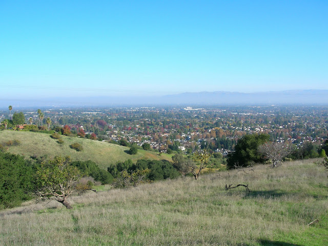 View of Silicon Valley