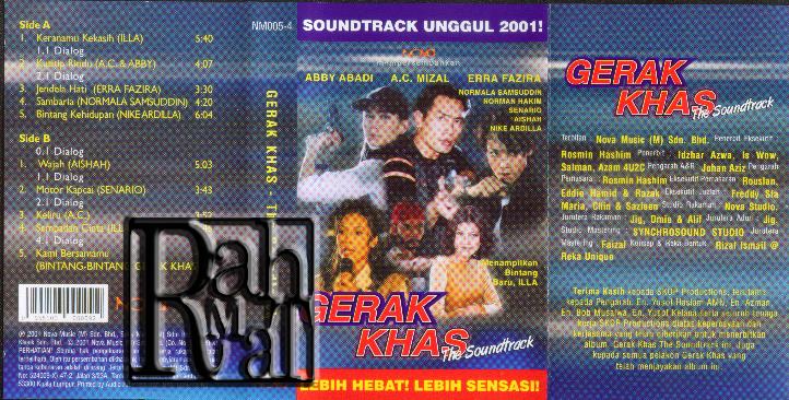GERAK KHAS