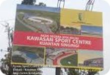 Sport Center Kuansing