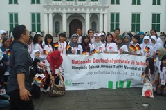 SMAN Pintar Wakili Riau Olimpiade Bahasa Jerman Tingkat Nasional 2