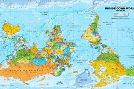 World map southern hemisphere perspective full hd maps locations southern hemisphere perspective who says north is world map from southern hemisphere perspective who says north is north and south is south maybe we gumiabroncs Image collections
