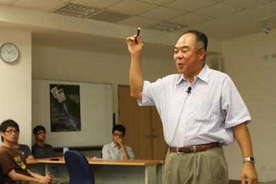 Speech Seminar: 『演講』Our Underachieving College,謝漢萍