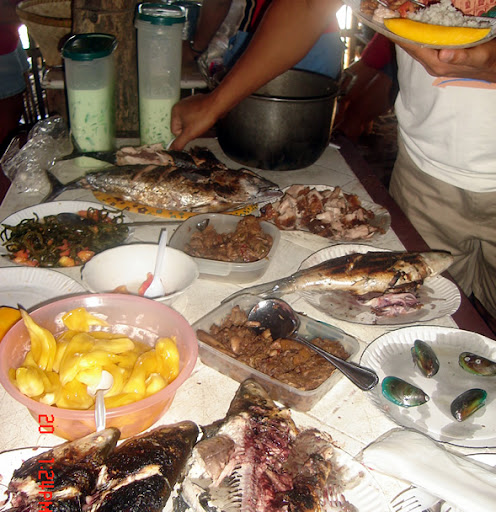 Sea foods, seeweeds and other delicacies