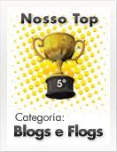 selo 05 thumb%5B1%5D - 5° Lugar no prêmio NOSSO TOP