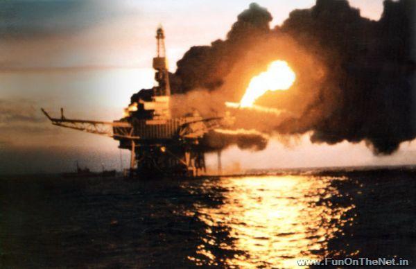 Piper Alpha Oil Rig