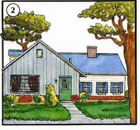 (single-family) house