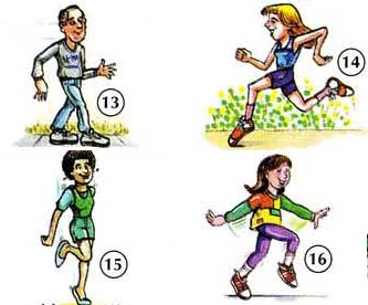 Sport Exercise Actions Online Dictionary For Kids