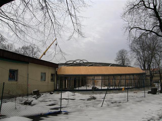 Pawilon Zwierząt Zmiennocieplnych w Starym Zoo - widok obecny (fot. konrad1994)