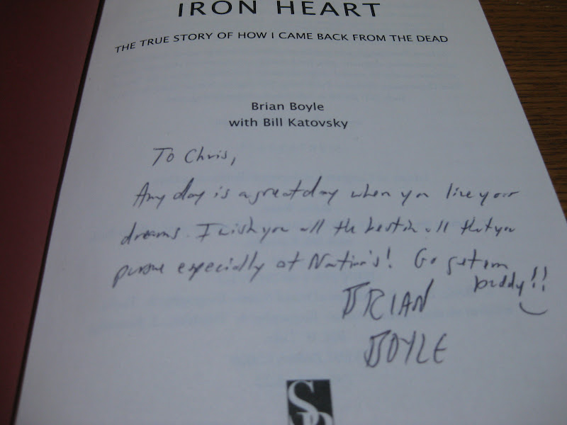 Brian's Message