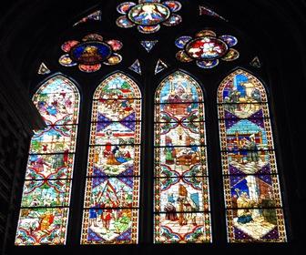 fachadas-goticas-vitrales