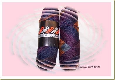 Socken 08 - Wolle