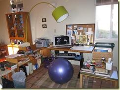 Peg's office