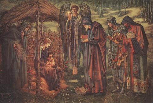 The Star of Bethlehem; Sir Edward Burne-Jones.jpg