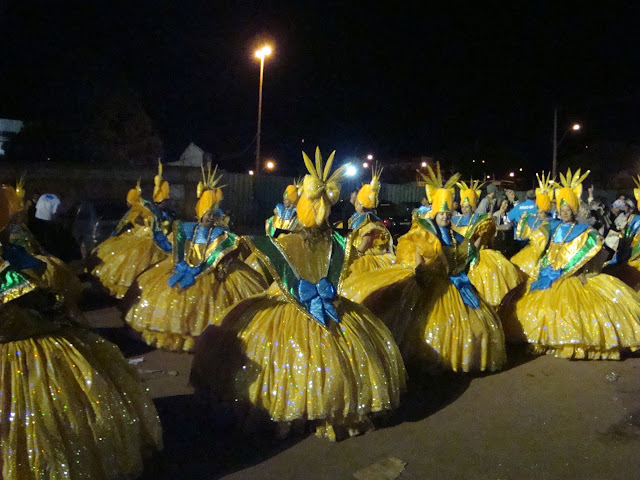 Ala das Bahianas - Tantas vezes Dna Nair saiu por ali