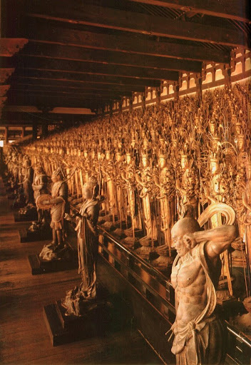 Temple of 1000 Buddhas