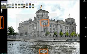 Navigation in Fotos Maps