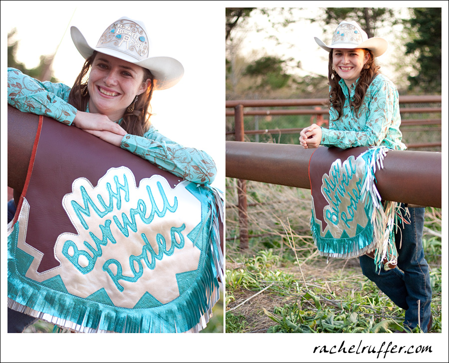 Miss Burwell Rodeo