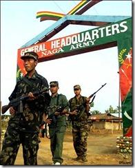 Naga army hq dimapur