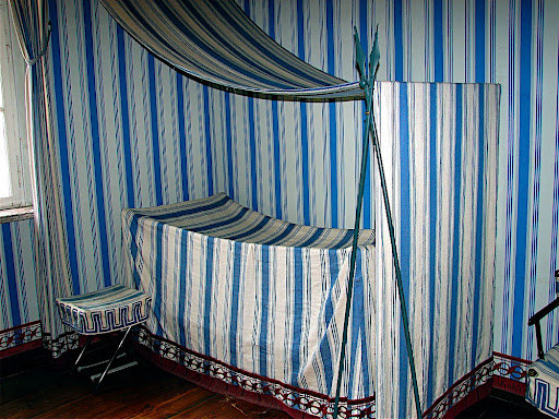 Tent Room at Charlottenhof by K.F.Schinkel (1830)