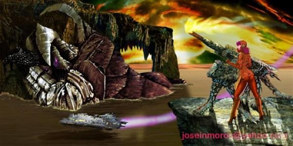 Combatiente caido Joseín Moros