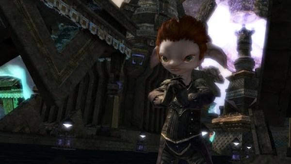 Guild Wars 2 Asura Ranger