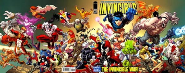 Invincible #60 - página 1