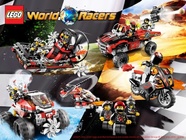 World Racers wallpaper_1600x1200_RedTeam
