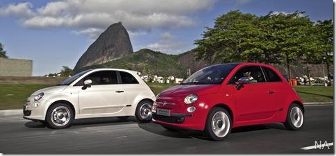 Fiat 500 EUA MEXICO 2010 PT CRUISER