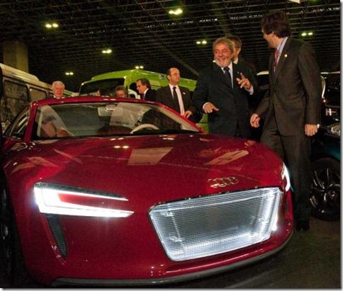 Audi e-tron Lula elétricos (1)