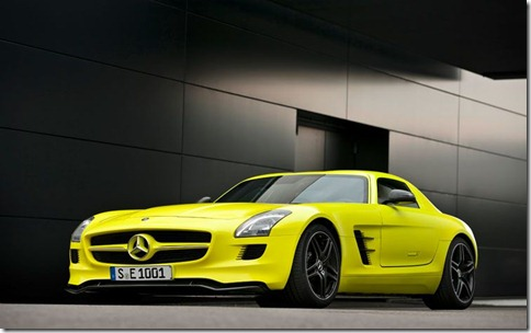 mercedes-benz-sls-amg-e-cell-prototype-front-three-quarter