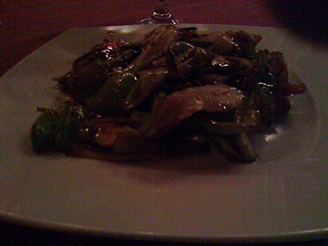 باربيكيو الخضروات
