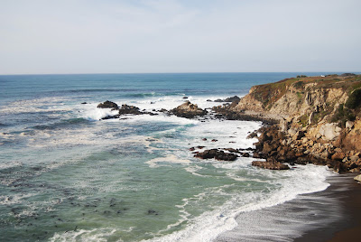 On the way to Sea Ranch, CA
