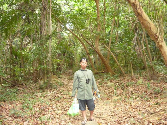 Băng rừng xuống bãi Ông Đụng