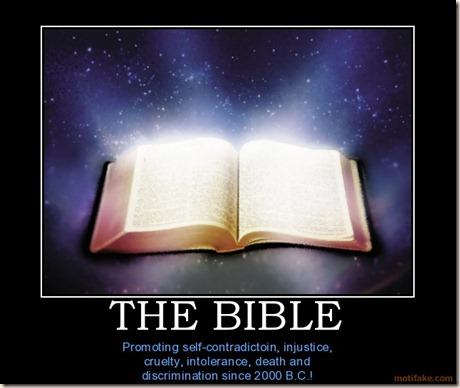 the-bible-bible-bullshit-wrong-atheist-agnostic-christian-demotivational-poster-1223249205