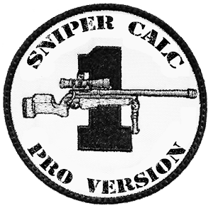 Sniper Calculator PRO apk