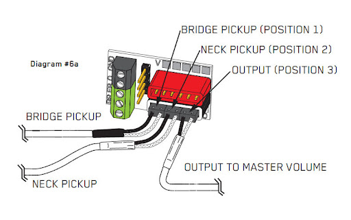 Emg Pickup Wiring Diagram - Merzie.net