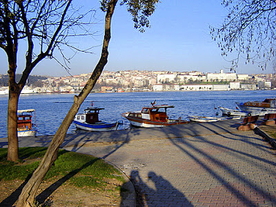 истанбул златният рог