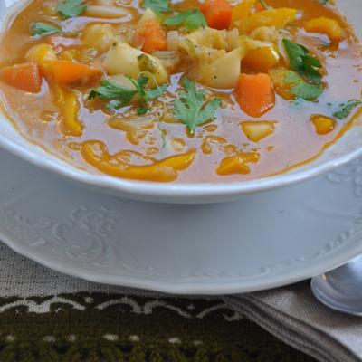 Cooketa-Gusta juha od svježeg kupusa