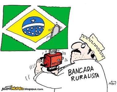 MP 458 mobilização campanha veto presidente lula amazônia legal farra da terra