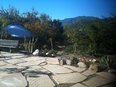 Ojai Foundation Yert