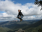 blue mountains jump