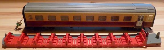 Interieur tussenwagen