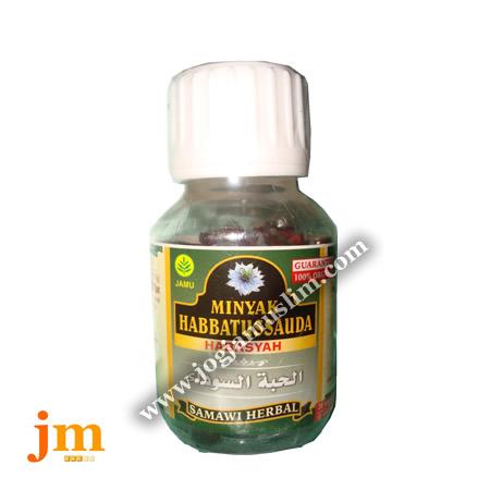 Jual Murah Habatusauda Samawi Herbal Kapsul Minyak