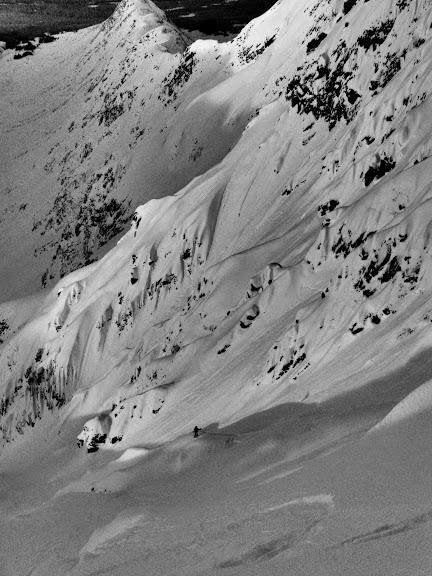 skiing in turnagain pass